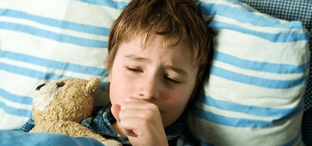 Часто болеющие кашлем дети