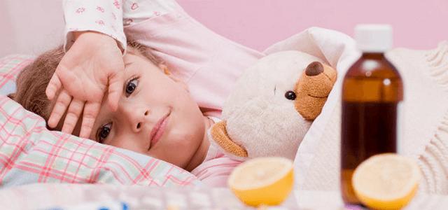 Острые респираторные инфекции у детей
