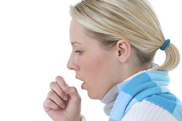 Грудной кашель у взрослого