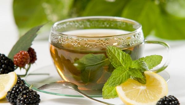 Чай с лимоном от бронхита