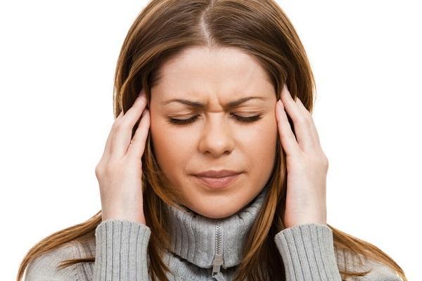 Головная боль как симптом простуды