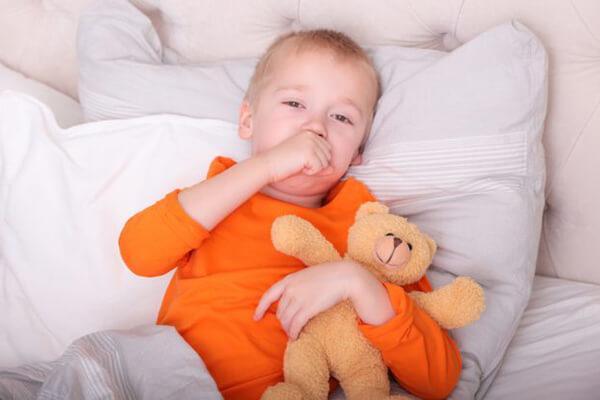Частый кашель у ребенка