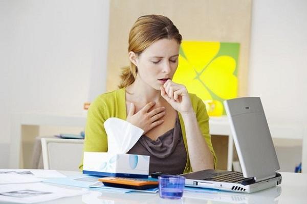 Отхаркивающийся кашель