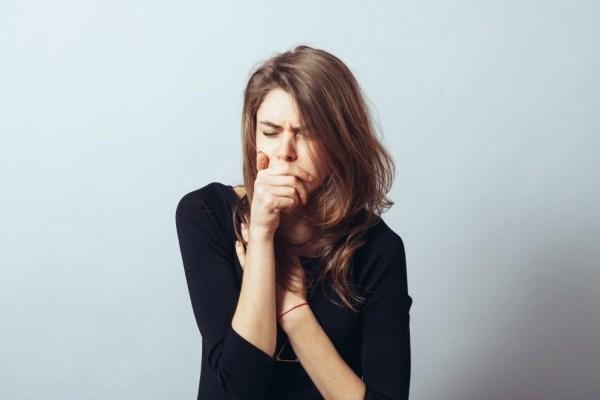 Как лечить сухой кашель?