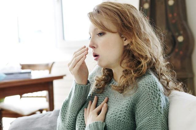 Начальный кашель