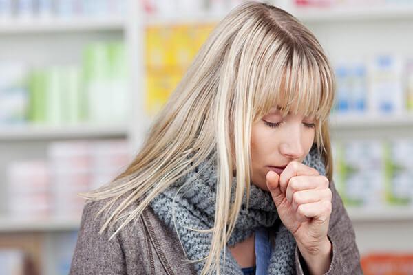 Влажный и сухой кашель
