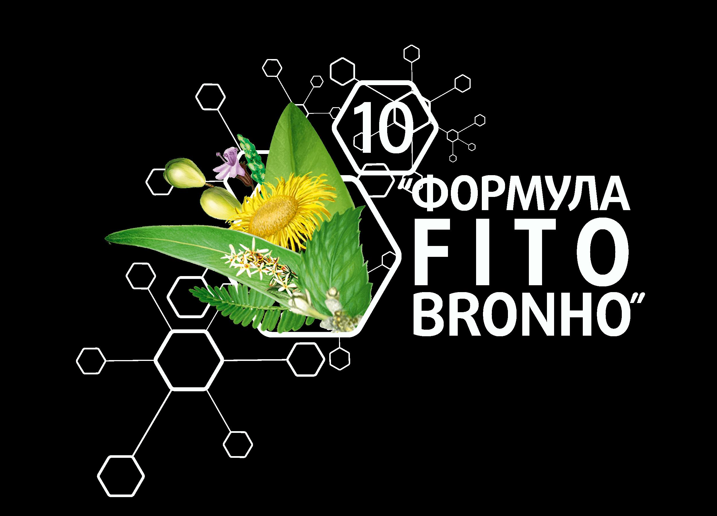 Формула FITO BRONHO в составе сиропа Доктор МОМ