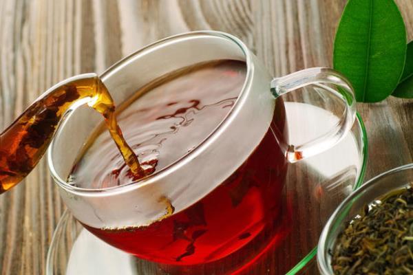 Горячий чай от простуды