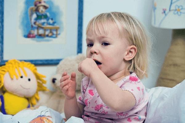 Острый бронхит у ребенка